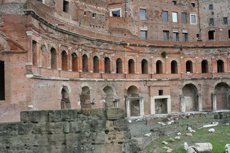 ROME_MARCHÉS_DE_TRAJAN